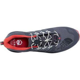 The North Face Ultra MT II GTX Shoes Damen blackened pearl/juicy red